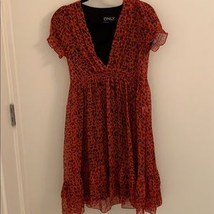 Two dresses, can be worn together or separately
